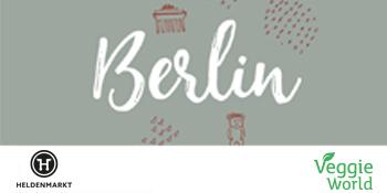 Heldenmarkt & VeggieWorld Berlin 2017