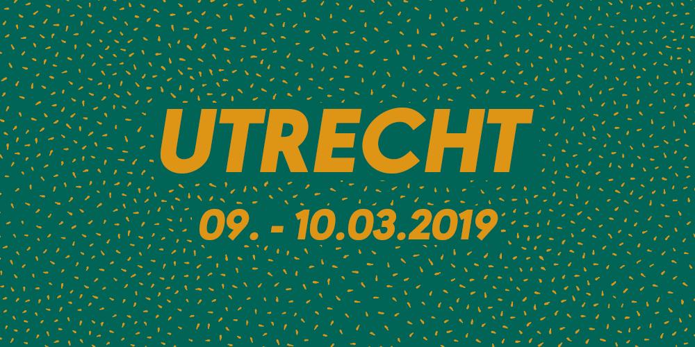 VeggieWorld Utrecht 2019