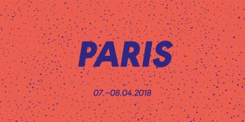 VeggieWorld Paris 2018 Avril
