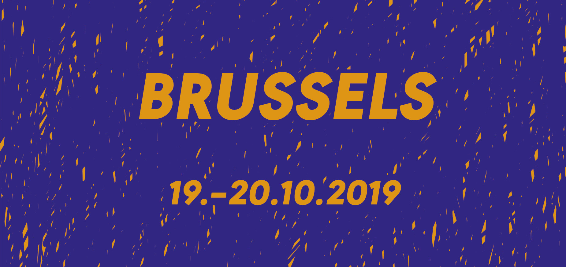 VeggieWorld Brussels 2019