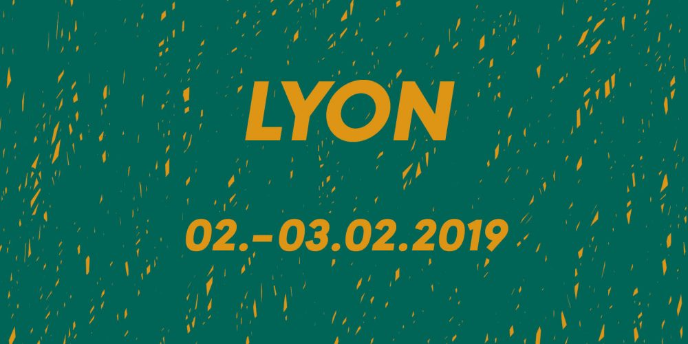 VeggieWorld Lyon 2019