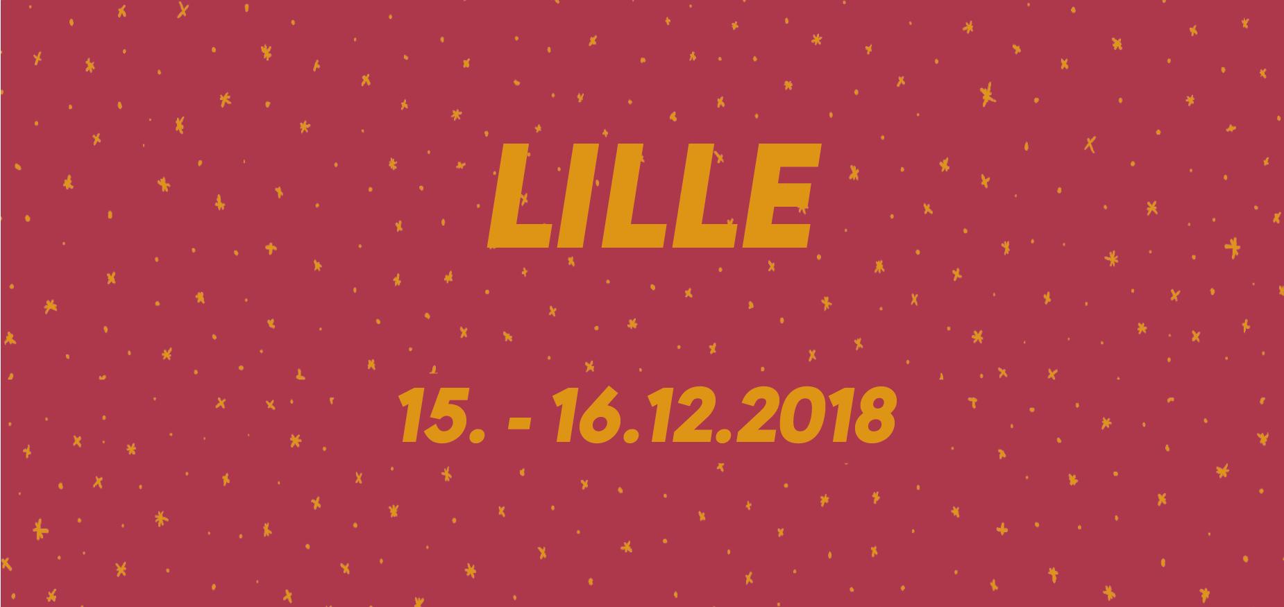 VeggieWorld Lille 2018
