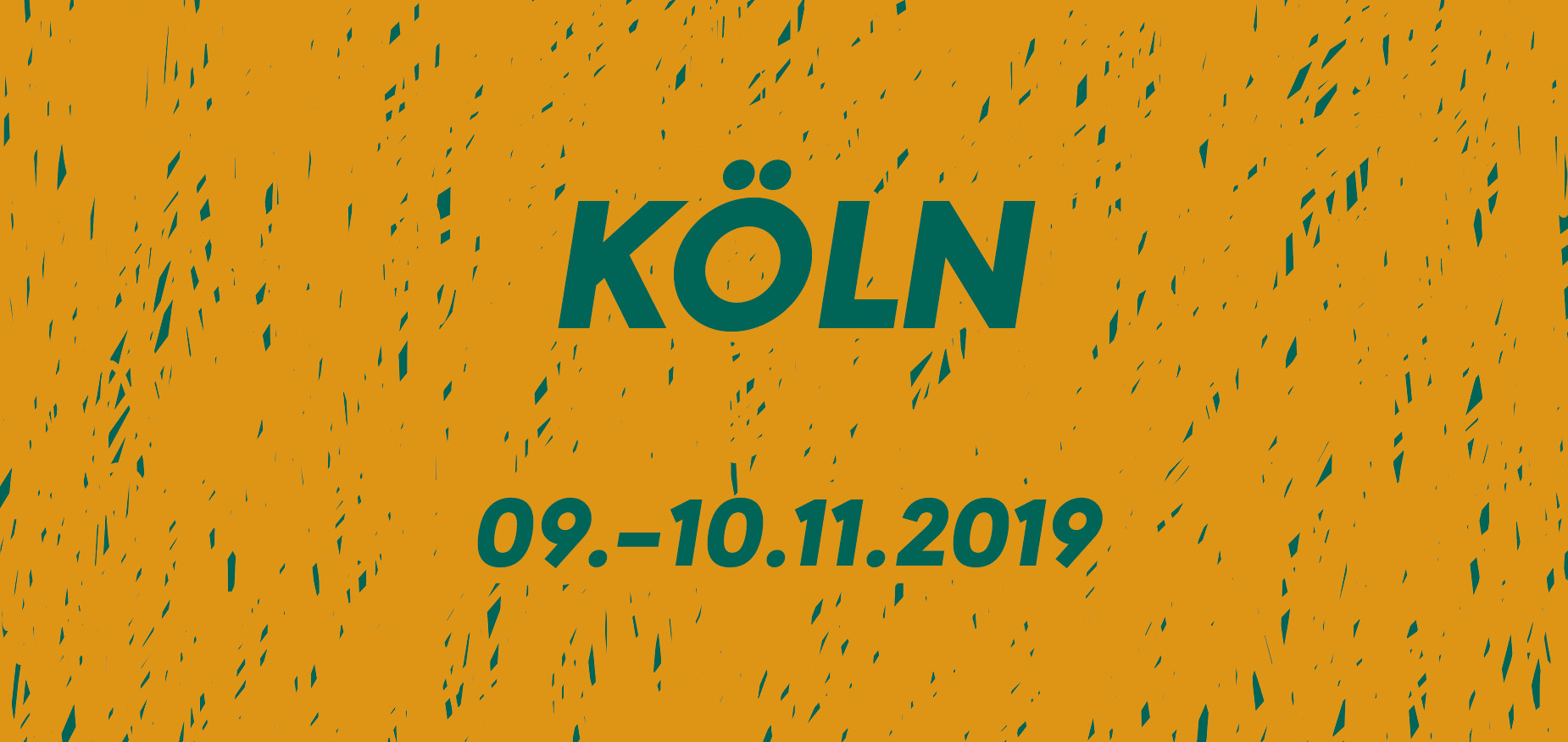 VeggieWorld Köln 2019
