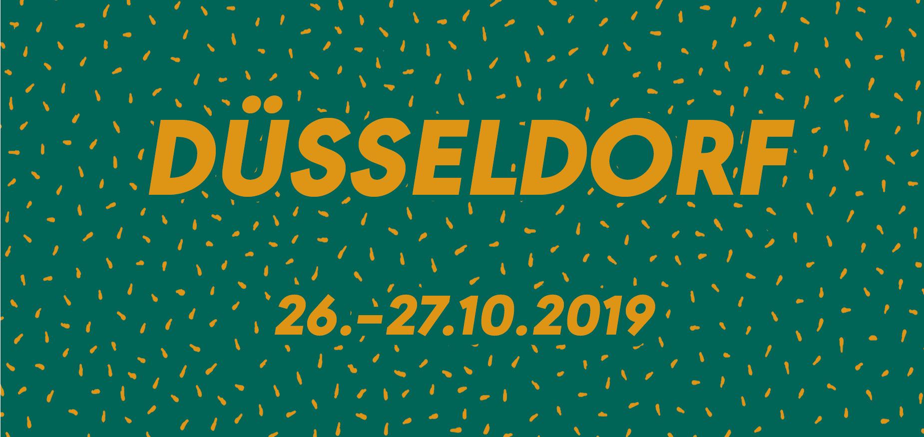 VeggieWorld Düsseldorf 2019