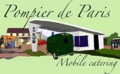 Pompier de Paris- Catering